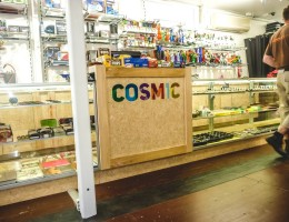COSMIC Store in the Re:Start Mall