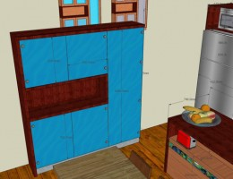 drawings furniture and kitchens